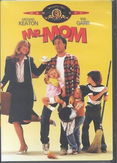 MR. MOM BY KEATON,MICHAEL (DVD)