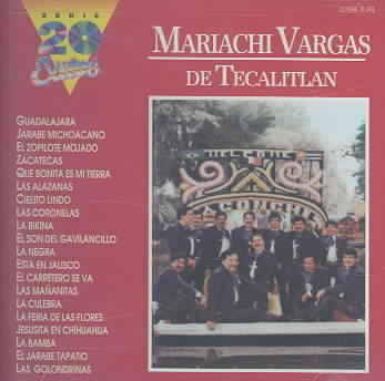 SERIE 20 EXITOS BY MARIACHI VARGAS (CD)
