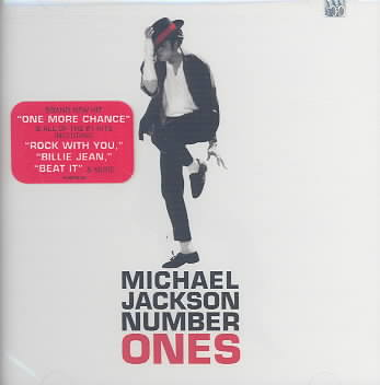 NUMBER ONES BY JACKSON,MICHAEL (CD)